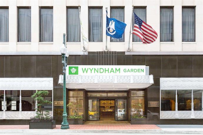 Wyndham Garden Hotel Baronne Plaza New Orleans Offerte In Corso