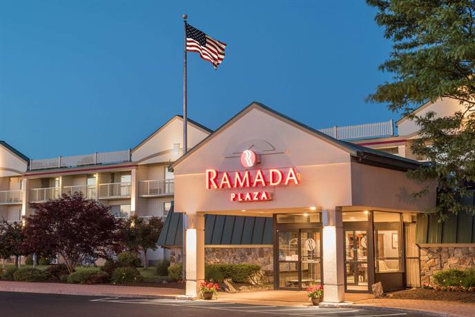 Ramada Plaza Portland