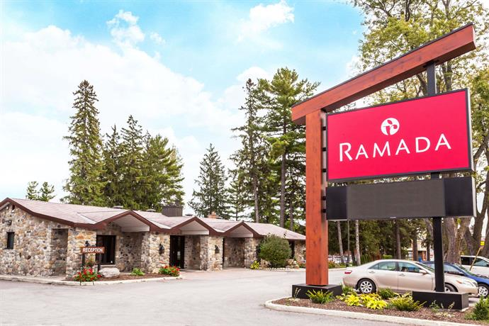 Ramada by Wyndham Ottawa On The Rideau Hotel