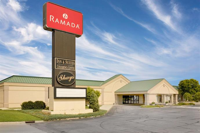 Ramada Inn and Suites Mitchell