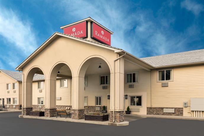 Ramada by Wyndham Bozeman Motel