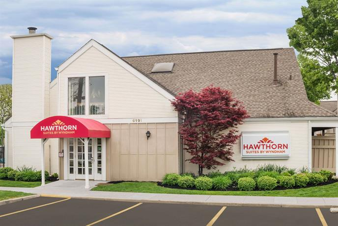 Hawthorn Suites by Wyndham Columbus North Columbus
