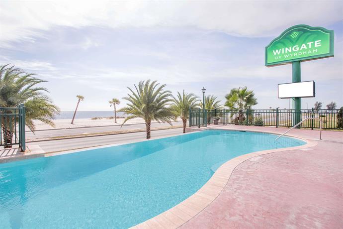 Wingate Beach Hotel Gulfport Ms