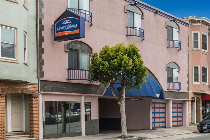 Howard Johnson by Wyndham San Francisco Marina District Hotel