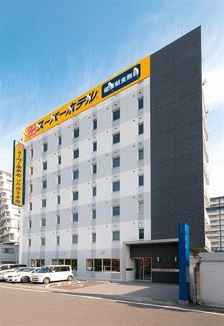 Super Hotel Natural Hot Springs Fuji Honkan
