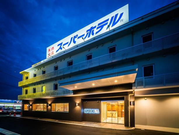Natural Onsen Sakuya no Yu Super Hotel Fujinomiya