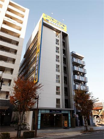 Super Hotel Kuwana-Ekimae