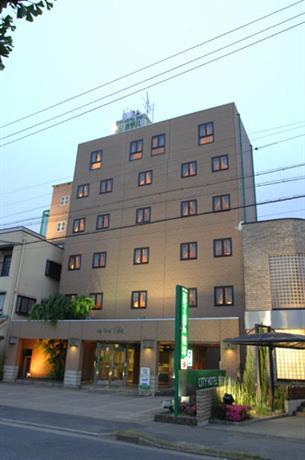 City Hotel Seki