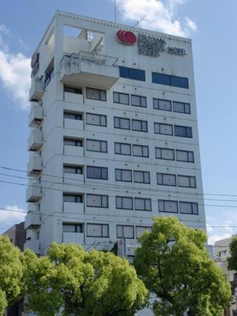 Tsuyama Central Hotel Annex