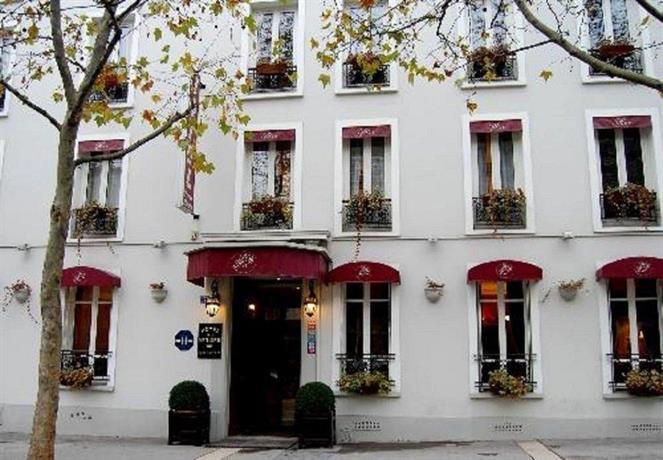 Hotel de la porte doree paris compare deals for Laporte phone book