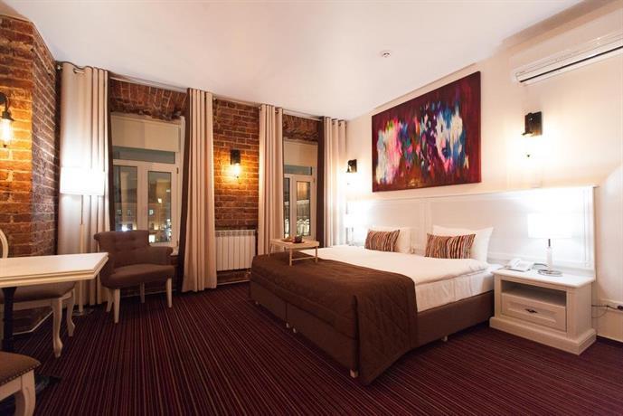 Apart-hotel Naumov Sretenka