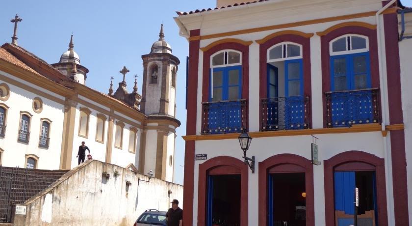 Rock in Hostel Ouro Preto
