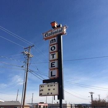 Colonial Motel Gallup