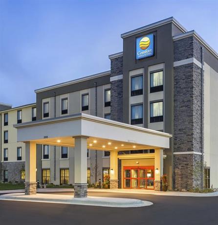 Comfort Inn & Suites- Rochester