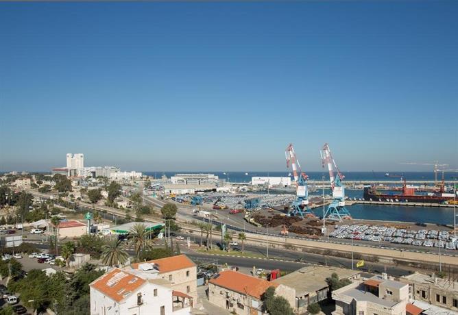 מלון גולדן קראון חיפה