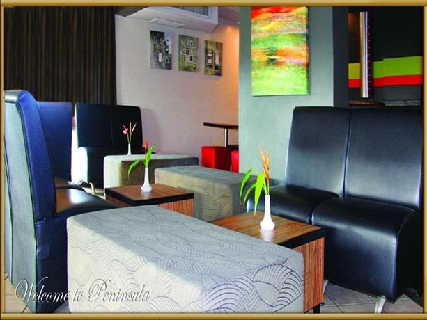 About Peninsula International Hotel Suva Fiji