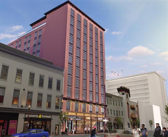 POD Hotel DC