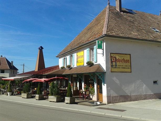 Hotel Restaurant Le France Villers Le Lac