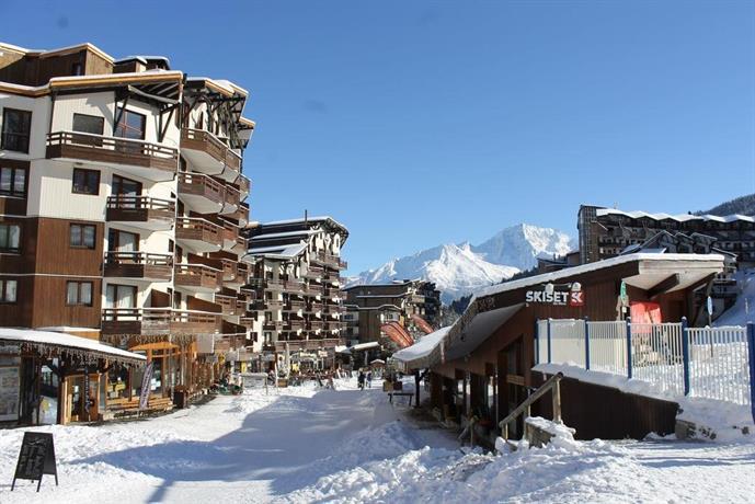 Hotels In La Tania Ski Resort