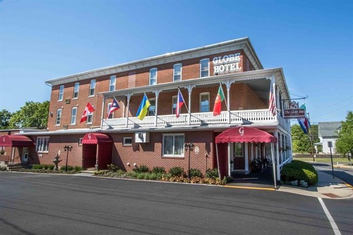 The Globe Inn East Greenville