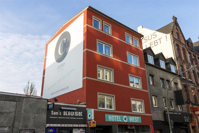Centro Hotel West Hamburg