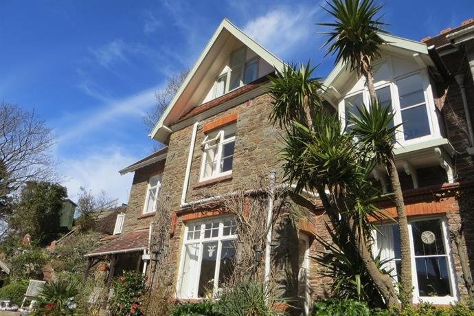Countisbury Lodge Guest House Lynmouth