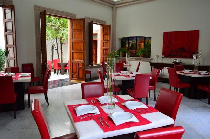 Casa del jardin hotel boutique for Casa jardin hotel
