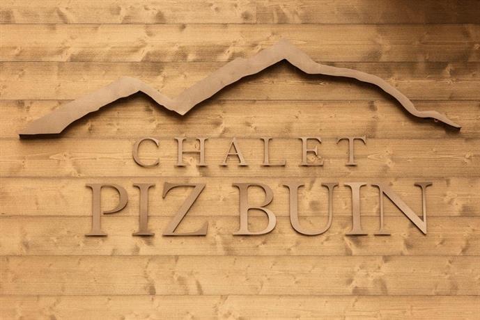 Chalet Piz Buin