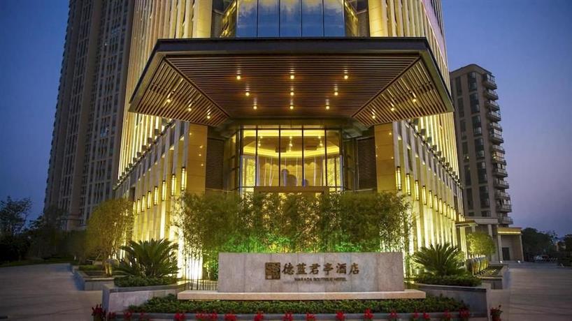 Narada boutique hotel huzhou deqing comparer les offres for Comparer les hotels