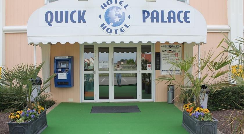 Hotel Quick Palace Noyelles Godault