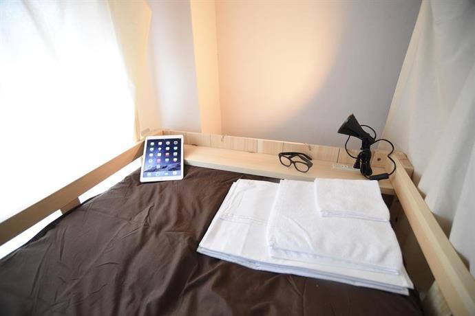 BACCHUS Kofu Guest House - Hostel