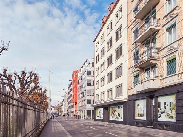 VISIONAPARTMENTS Zurich Militarstrasse