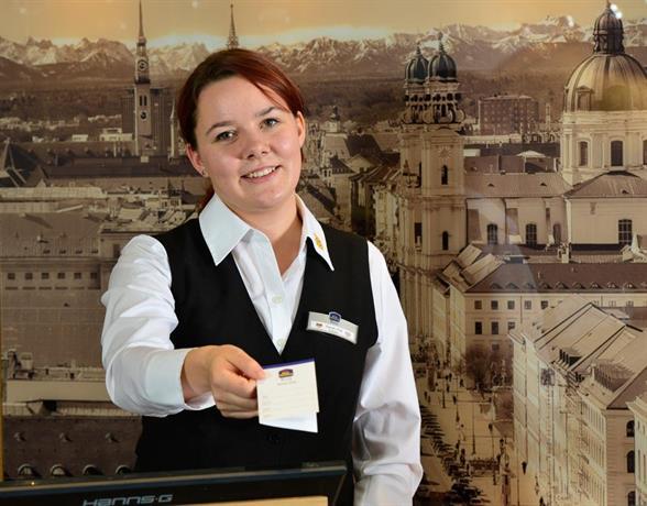 Hotel Erb Munchen