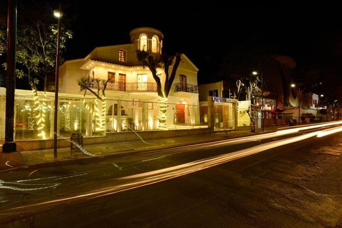 Marquiz Hotel Boutique Quito Compare Deals