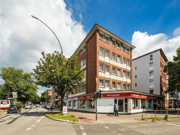 Hamburg Barmbek Sud Hotel