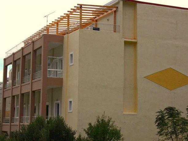 Hotel Nefeli Agios Kirykos