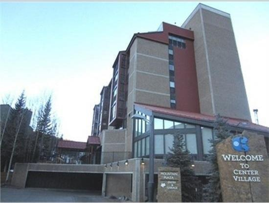 Mountain Plaza at Center Village by Copper Mountain Lodging