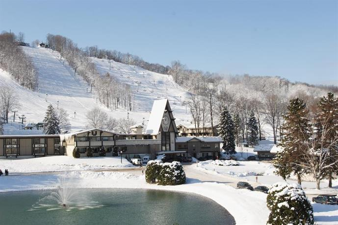 About Boyne Mountain Resort Falls