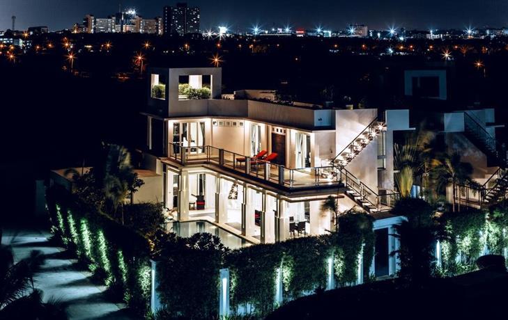 Hollywood pool villa Jomtien Pattaya