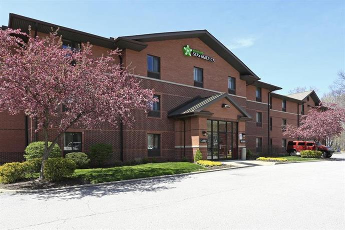 Extended Stay Hotels Westlake Ohio