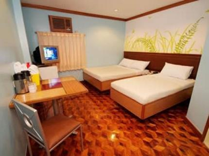 Park Bed And Breakfast Hotel Pasay City Philippines