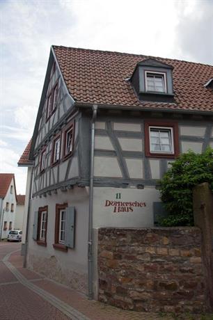 Doernersches Haus Hotel Walldorf