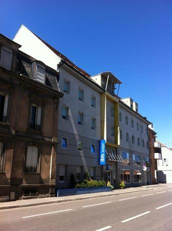 Ibis Budget Colmar Centre Ville  Rue Stanislas  Colmar