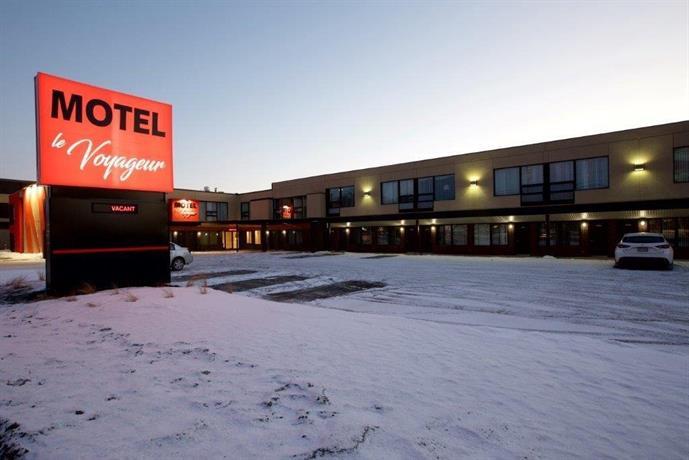 Motel Le Voyageur Saint-Georges