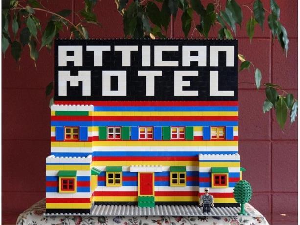 Attican Motel - Attica - Batavia - Warsaw - Darien Lake