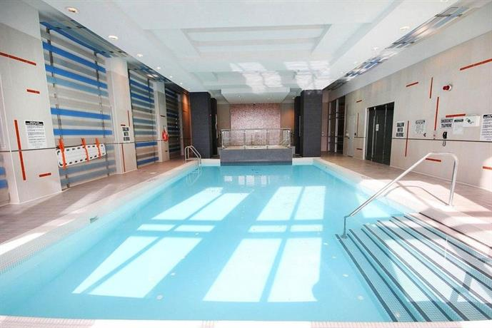 Royal stays furnished apartments square one mississauga for Pool show mississauga