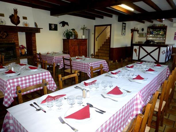 Pyrenees Saint Sylvestre Hotel Restaurant