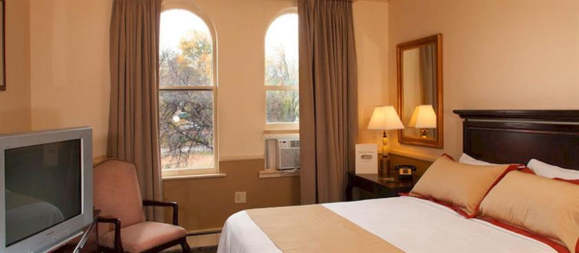 About St Michael Hotel Prescott Arizona