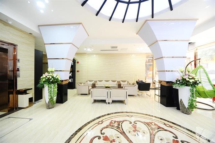 Jiangyue Hotel Zhongshan 8th Road