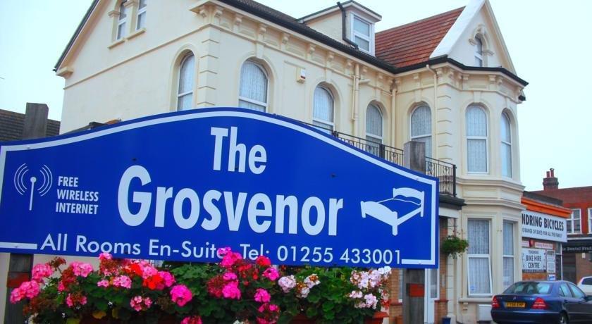 Grosvenor House Hotel Clacton On Sea